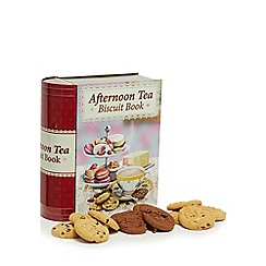 Debenhams - Afternoon Tea Biscuit Book