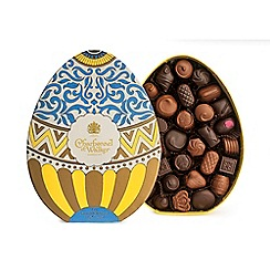 Charbonnel et Walker - Easter Egg Selection box filled with milk and dark chocolates