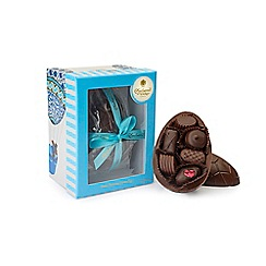 Charbonnel et Walker - Dark egg & dark chocolates 115g
