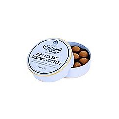 Charbonnel et Walker - Dark Sea Salt Caramel Truffles - 120g