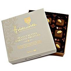 Holdsworth - Peanut Butter Caramel Truffles - 120g