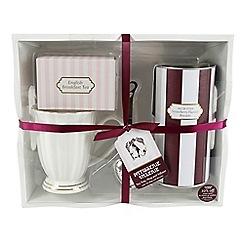 Patisserie Valerie - Tea tray for one