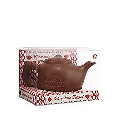 Debenhams - Milk chocolate teapot - 250g