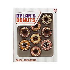 Debenhams - Dylan's donuts chocolate donuts