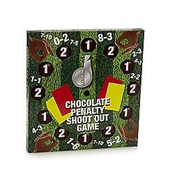 Debenhams - Chocolate penalty shoot out game