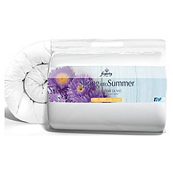 Fogarty - 'Spring into Summer' hollowfibre 9 tog duvet