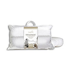 Snuggledown - Cluster contour orthopaedic pillow