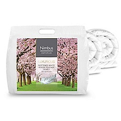 Nimbus - 13.5 tog softened goose feather all seasons duvet (9 + 4.5 tog)