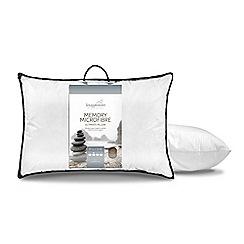 Snuggledown - Memory microfibre pillow