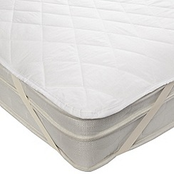 Home Collection Basics - Hollowfibre quilted pillow protector