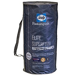Sealy - Elite superfirm memory foam mattress enhancer