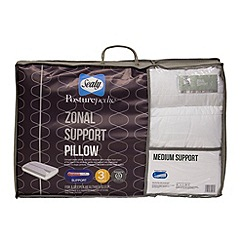 Sealy - Posturepedic zonal support pillow with medium support