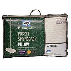 Sealy - Posturepedic pocket springback pillow