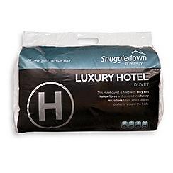 Snuggledown - 3 tog 'Hotel' microfibre synthetic duvet