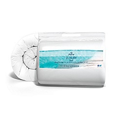 Fogarty - Luxury Soft Hollowfibre 12 tog All Seasons (9+3 tog) Duvet