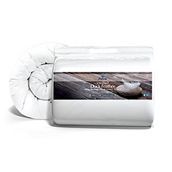 Fogarty - Softened duck feather 12 tog all seasons (3+9tog) duvet