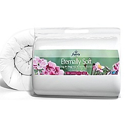 Fogarty - Eternally soft hollowfibre 12 tog all seasons duvet
