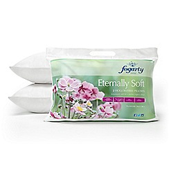 Fogarty - Externally soft pillow pair