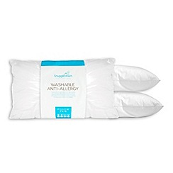 Snuggledown - Anti allergy pillow pair