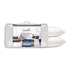 Snuggledown - Hotel luxury pillow pair