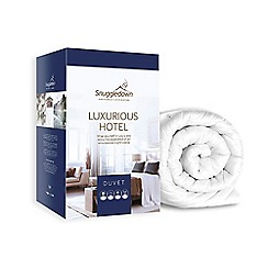 Snuggledown - Hotel luxury all season 10.5 + 4.5 tog duvets