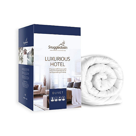 Snuggledown Hotel Luxury