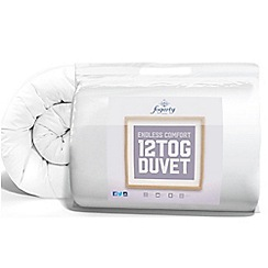 Fogarty - 12 tog 'Endless Comfort' hollowfibre duvet