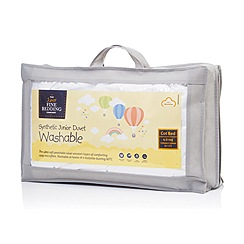 Fine Bedding Company - 4.0 tog washable cot bed duvet