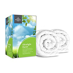 Fine Bedding Company - 13.5 tog Ultralight microfibre all seasons duvet (9 + 4.5 tog)