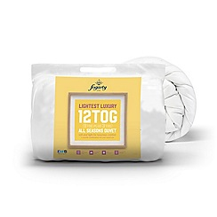 Fogarty - 12 tog lightest luxury all seasons duvet (9 + 3 tog)