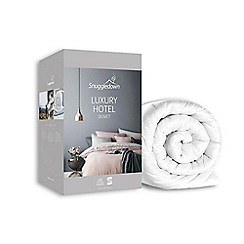 Snuggledown - 'Hotel' luxury 15 tog duo duvet