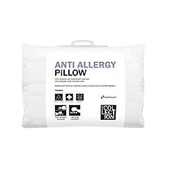 Debenhams - Anti Allergy single pillow