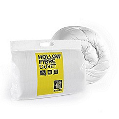 Home Collection Basics - 13.5 tog hollowfibre synthetic duvet