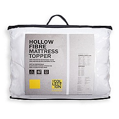 Home Collection Basics - Soft hollowfibre mattress topper