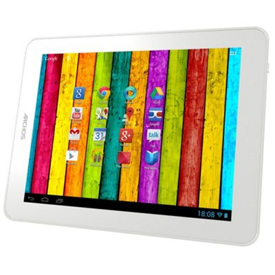 Archos White 80 ´Titanium´ 8GB tablet - -
