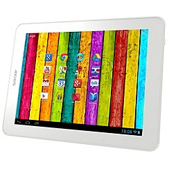 Archos - White 80 'Titanium' 8GB tablet