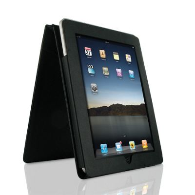 Black EX143 iPad flip case