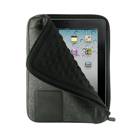 Exspect - Black iPad 2 tablet jacket EX513