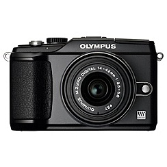 Olympus - PEN 'E-PL2' compact system camera with 14-42mm lens