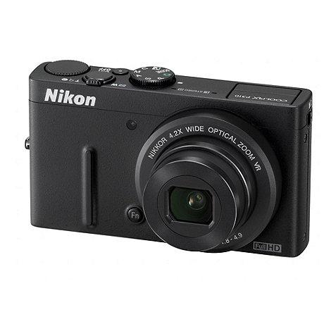 Nikon - COOLPIX +P310+ 16 megapixel digital camera
