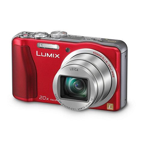 Panasonic - Lumix +DMC-TZ30+ 14 megapixel digital camera