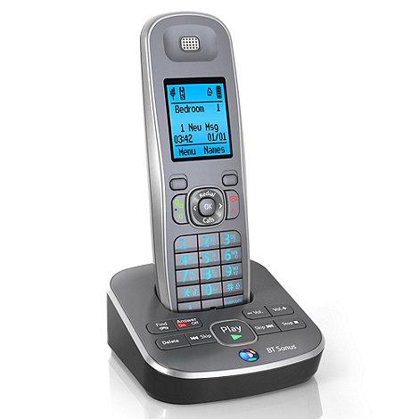BT - Silver +BT Sonus 1500+ cordless phone