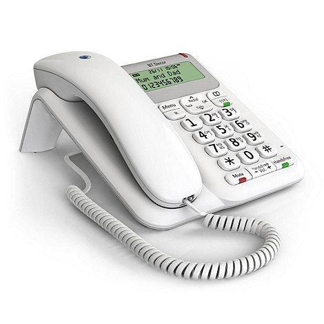 BT - D cor 2200 corded telephone