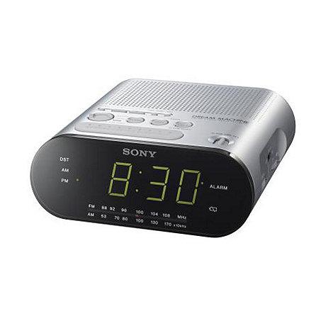 Sony - ICF-C218 alarm clock radio