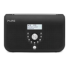 Pure - One Elite Series II VL-61671 digital radio in black