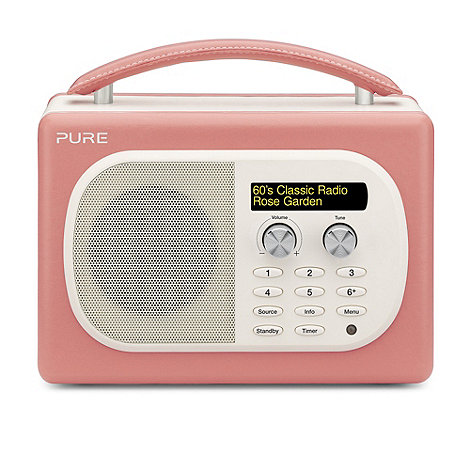 Pure - Rose Evoke Mio VL-61836 DAB digital radio