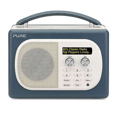 Pure - Pepper +Evoke Mio+ VL-61835 DAB digital radio
