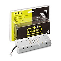 Pure - ChargePAK C6L rechargeable battery pack VL60923
