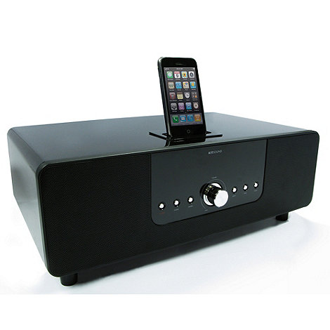 KitSound - Boomdock iPod and iphone 2.1 speaker