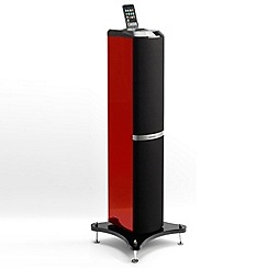 Lenco - LCIPST1-R sound tower in red